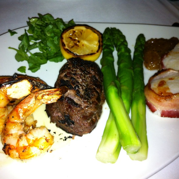 Filet Mignon - Morton's The Steakhouse - Reston, Reston, VA