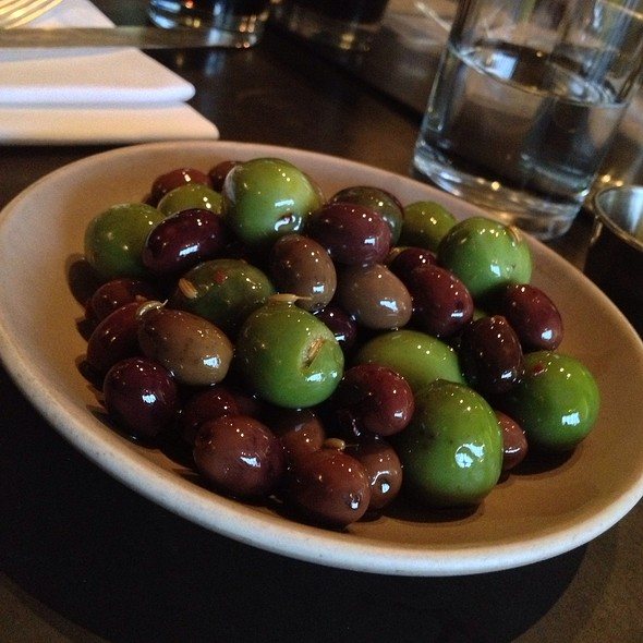 Olives - Olympia Provisions Southeast, Portland, OR