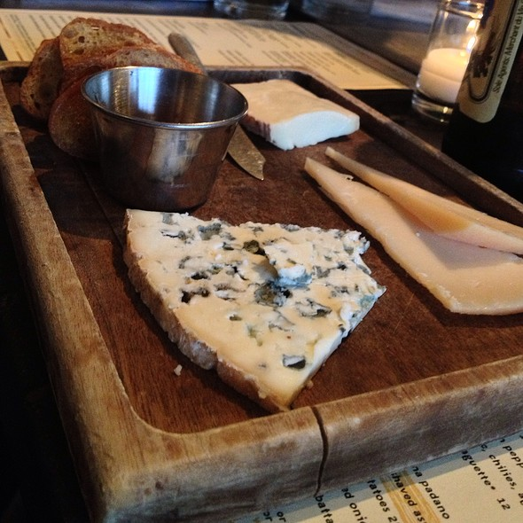 Cheese Plate - Olympia Provisions Southeast, Portland, OR