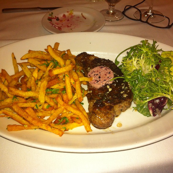 Steak Frites - Bistro Bis, Washington, DC