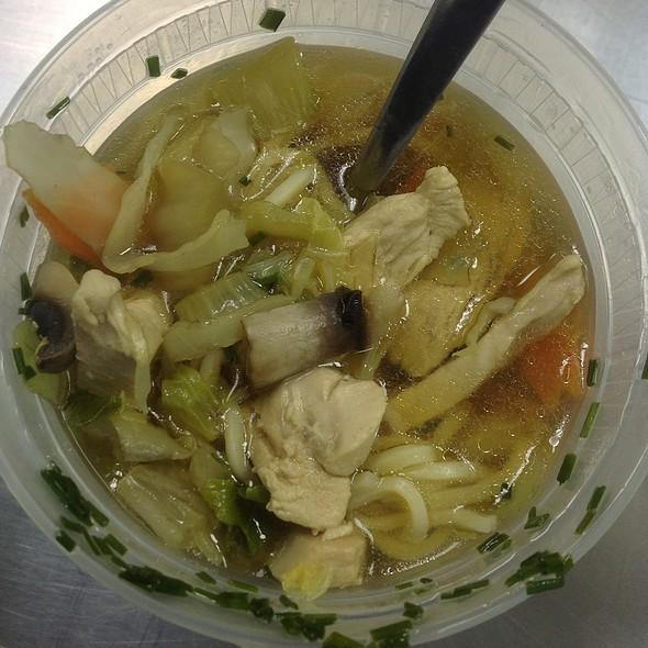 Asian Chicken Noodle Soup - Sushi Lounge - Totowa, Totowa, NJ