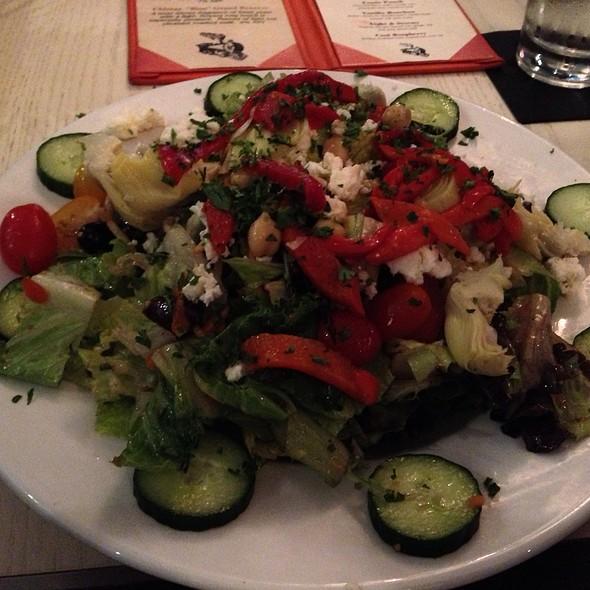 Mediterranean Salad - J Morgan's Steakhouse, Montpelier, VT