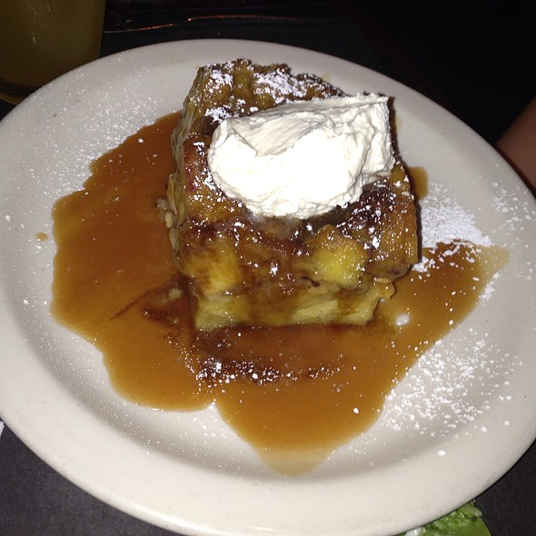 Bread Pudding - Smokin' Betty's, Philadelphia, PA