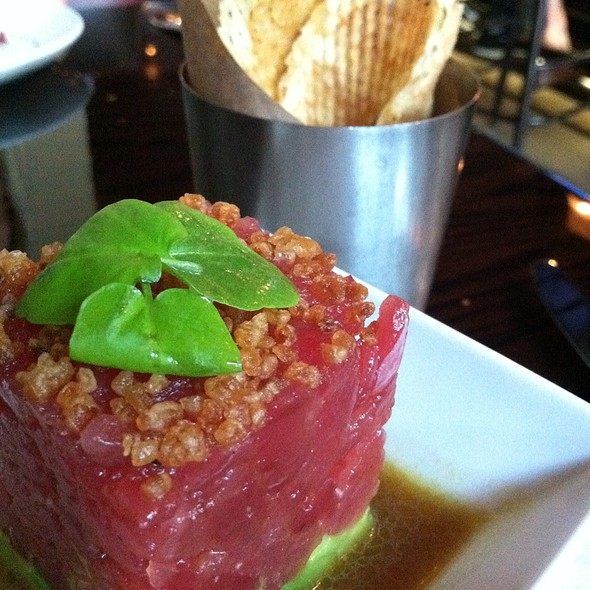 Tuna Tartare - BLT Bar and Grill, New York, NY