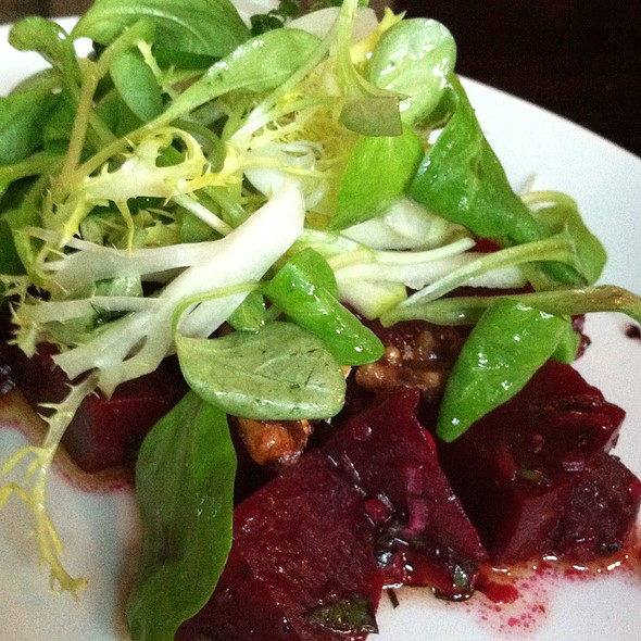 Beet Salad - BLT Bar and Grill, New York, NY