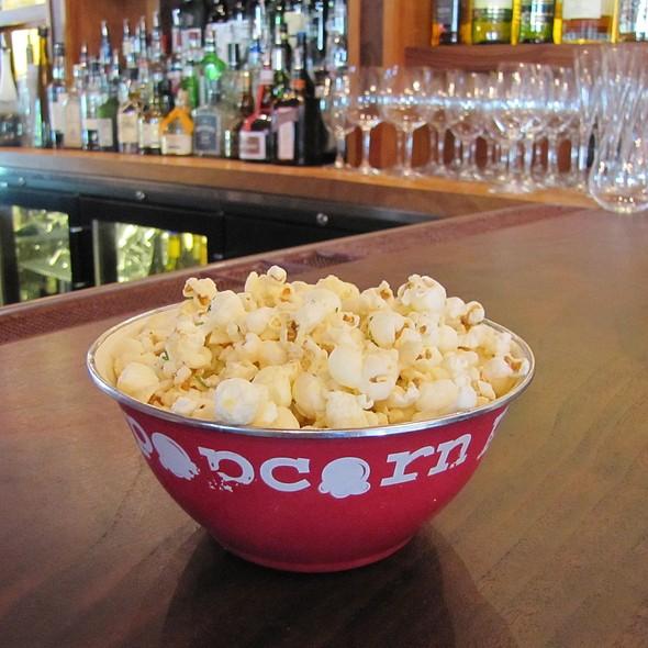 Truffle Popcorn - Grasing's, Carmel, CA