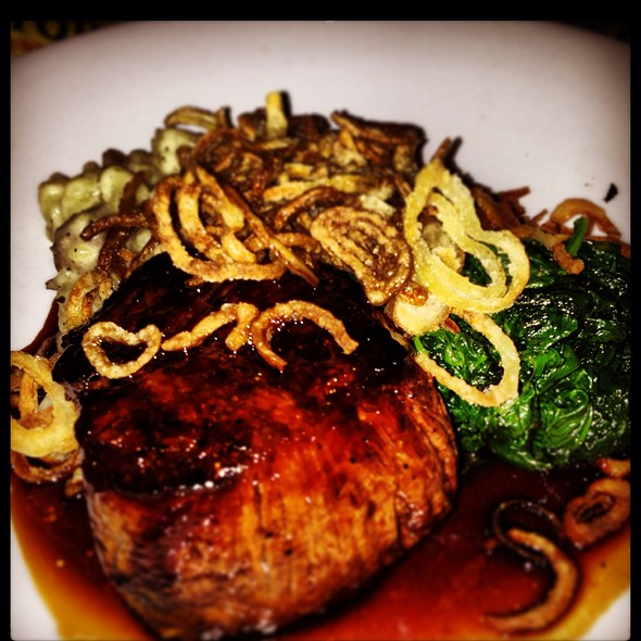 Filet Mignon - Castalia 997 Restaurant & Lounge, Woodland Park, NJ