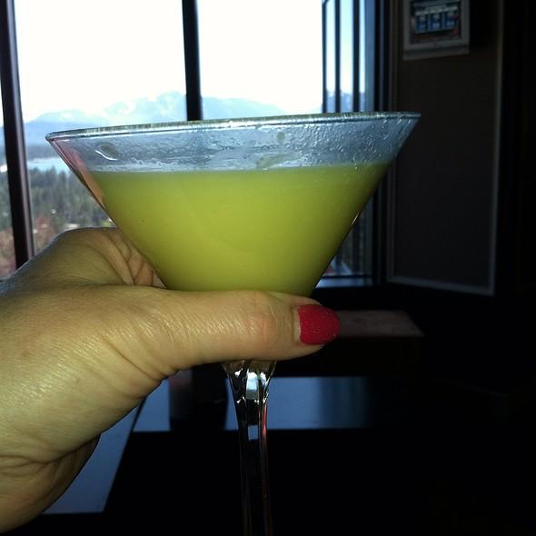 Creamsicle Martini - 19 Kitchen & Bar - Harvey's Lake Tahoe, Stateline, NV