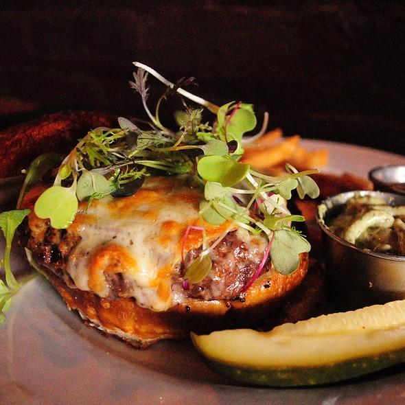Local Pig Burger - The Westside Local, Kansas City, MO