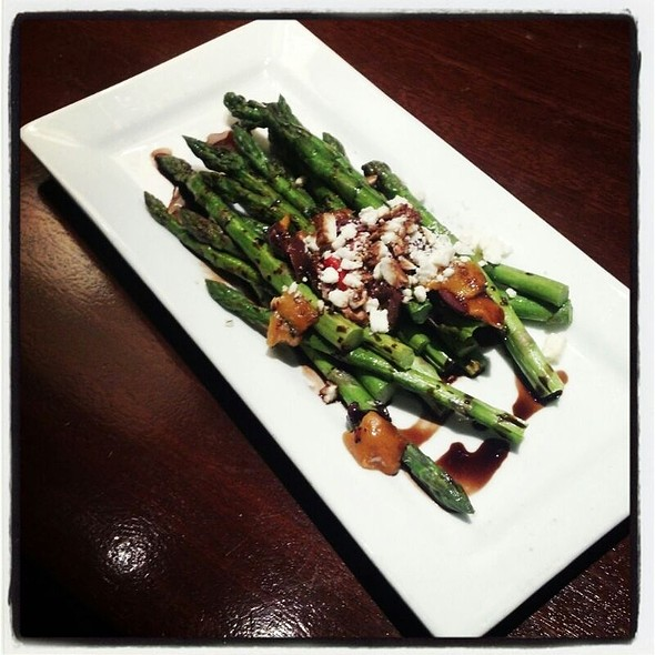 Grilled Spring Asparagus  - Seasons 52 - King of Prussia, King of Prussia, PA