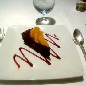 Chocolate Cake - Zodiac at Neiman Marcus – Downtown Dallas, Dallas, TX
