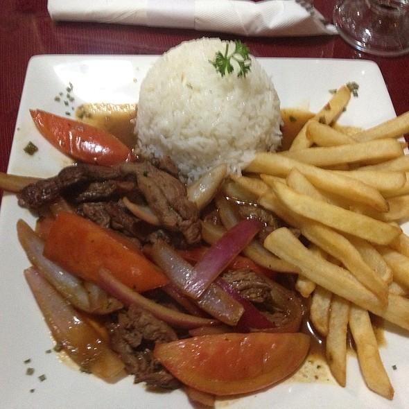 Nazca Grill Peruvian Food San Diego Ca