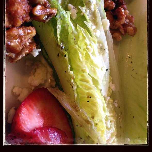 Grilled Romaine Salad - Washington Park Grille, Denver, CO
