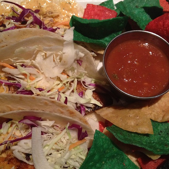 Baja Fish Taco - The Boundary Tavern & Grille, Chicago, IL