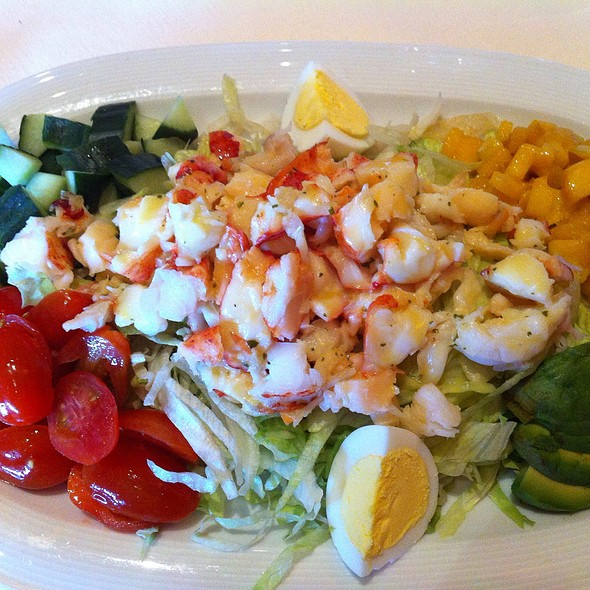 Lobster Cobb Salad - Cili, Las Vegas, NV