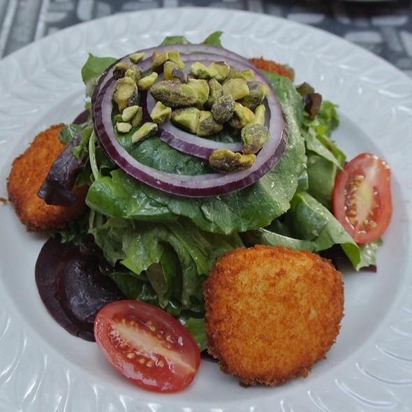 Goat Cheese & Roasted Beet Salad - Rose Tattoo Cafe, Philadelphia, PA