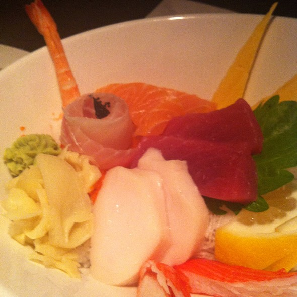 Chirashi - Hanaro Restaurant and Lounge, Bethesda, MD