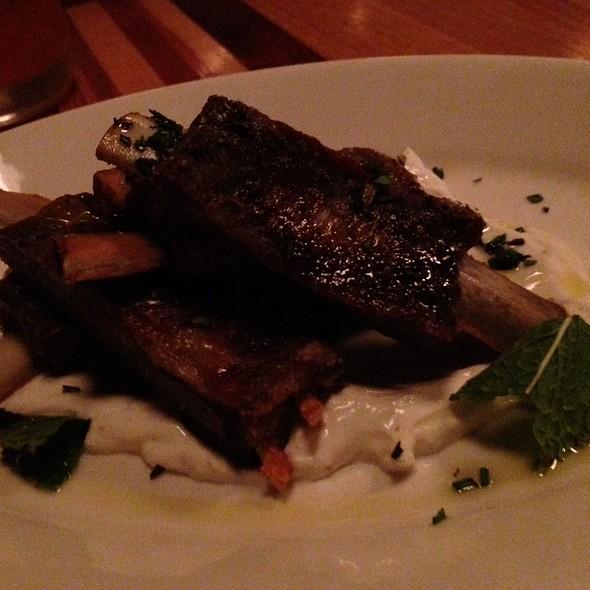 Grilled lamb ribs - Amis - Philadelphia, Philadelphia, PA