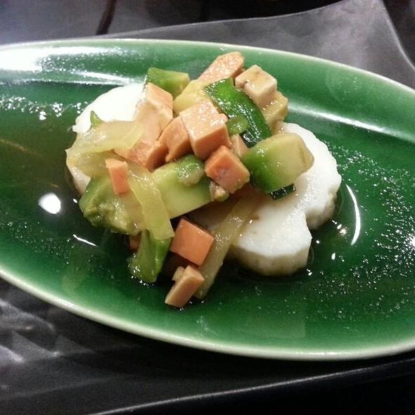 Ankimo (Monkfish Liver) - Miyako Japanese Restaurant, Honolulu, HI