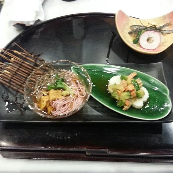 Kaiseki Sakizuke - Miyako Japanese Restaurant, Honolulu, HI