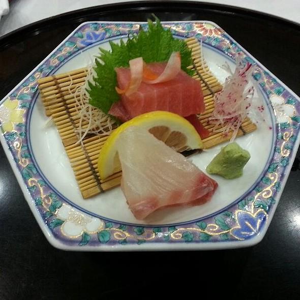 Tai And Maguro Sashimi - Miyako Japanese Restaurant, Honolulu, HI