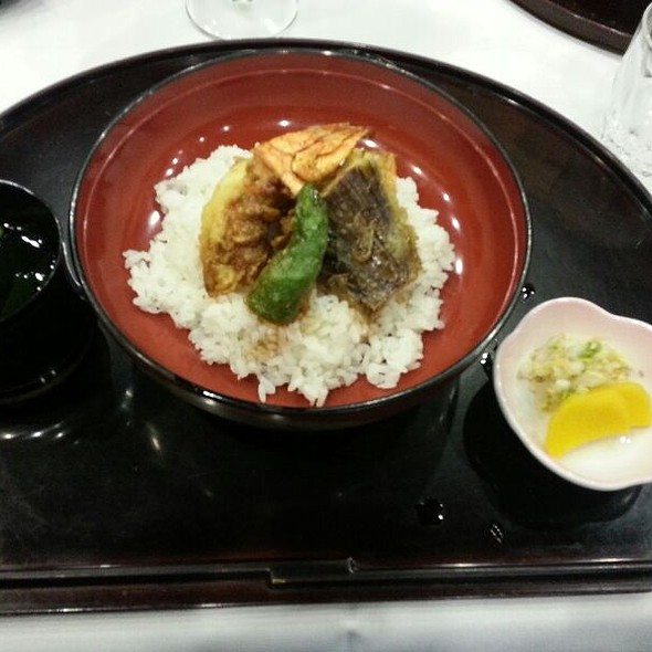 Lobster Tendon - Miyako Japanese Restaurant, Honolulu, HI