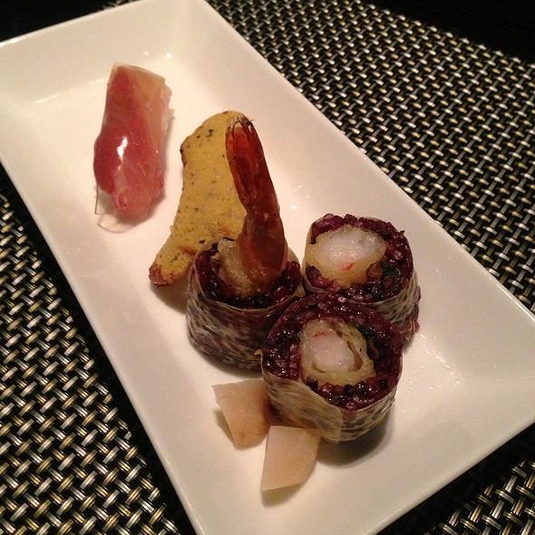 Sushi - NINJA AKASAKA, Chiyoda-ku, Tokyo