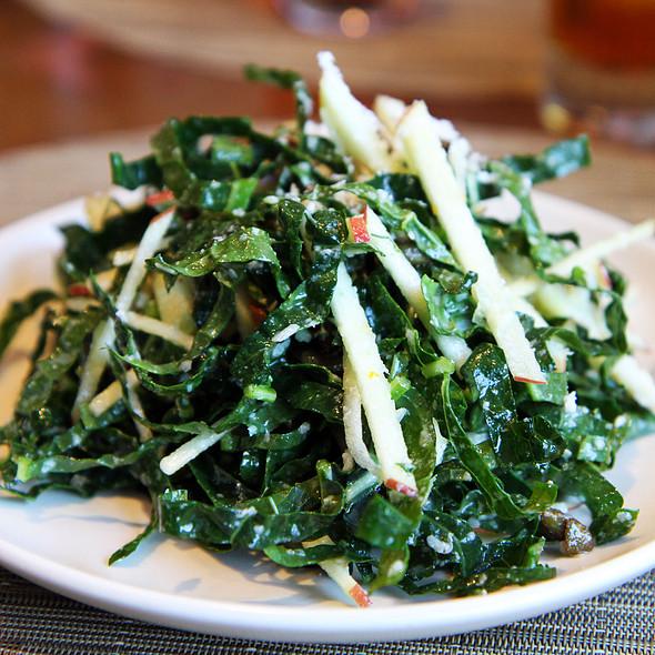 Lacinto Kale Salad - Print Restaurant, New York, NY