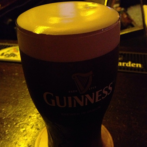 Guinness - PJ Moran's Pub & Restaurant, New York, NY