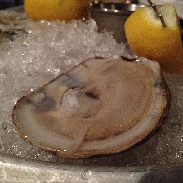 Oyster - Fraunces Tavern, New York, NY