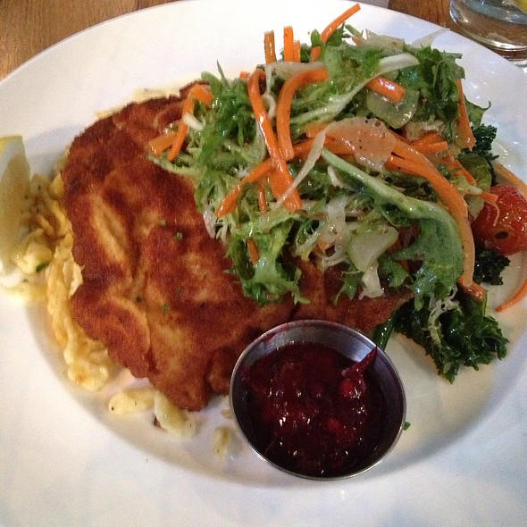 Wiener Schnitzel - WURST, Calgary, AB