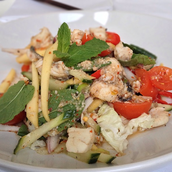 Larb Plah - Sri Suwoon Thai Restaurant, London