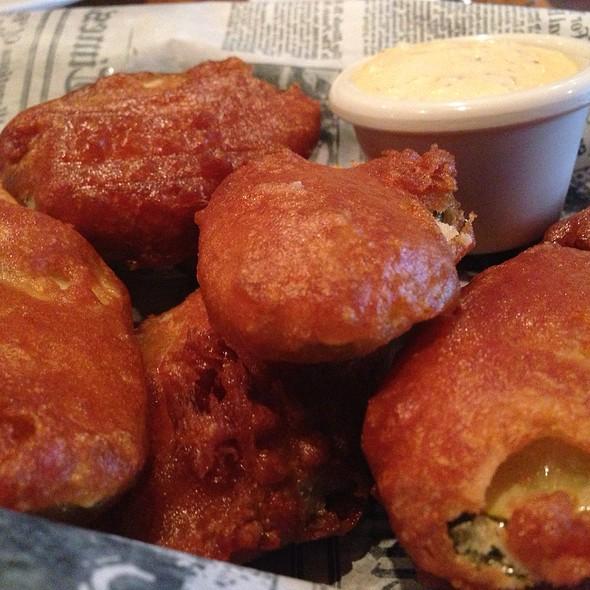 Fried Pickles - Ireland's Four Courts, Arlington, VA