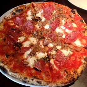 Castro Pizza - Zero Zero, San Francisco, CA