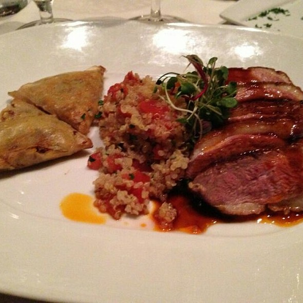 Roasted Long Island Duck - The Carlyle Restaurant, New York, NY
