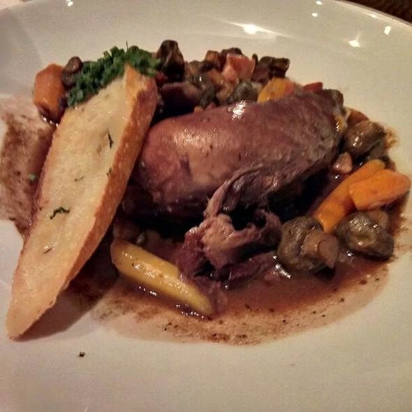 coq au vin - The Carlyle Restaurant, New York, NY