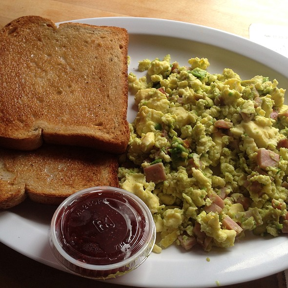 Green Eggs and Ham - Renaissance Cafe, Assaria, KS