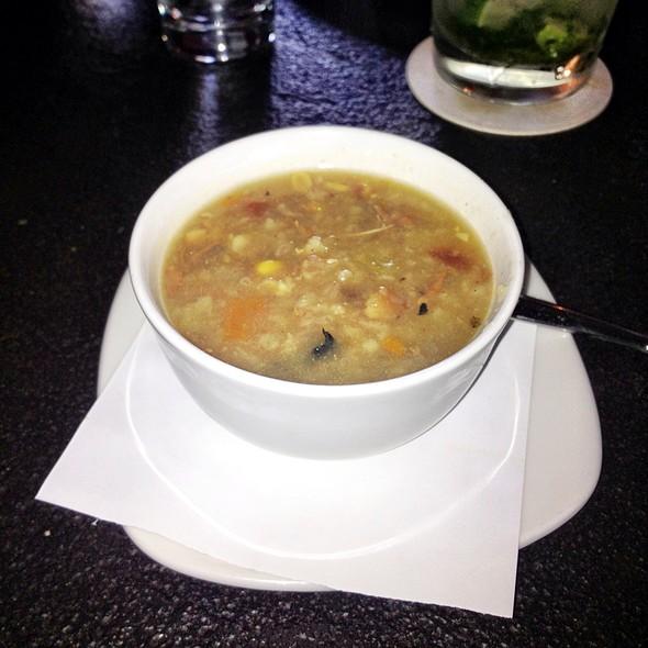 Chicken Soup - Sparrow Bar + Cookshop, Houston, TX