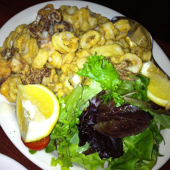 Calamari Fritti - Antico Forno, Boston, MA