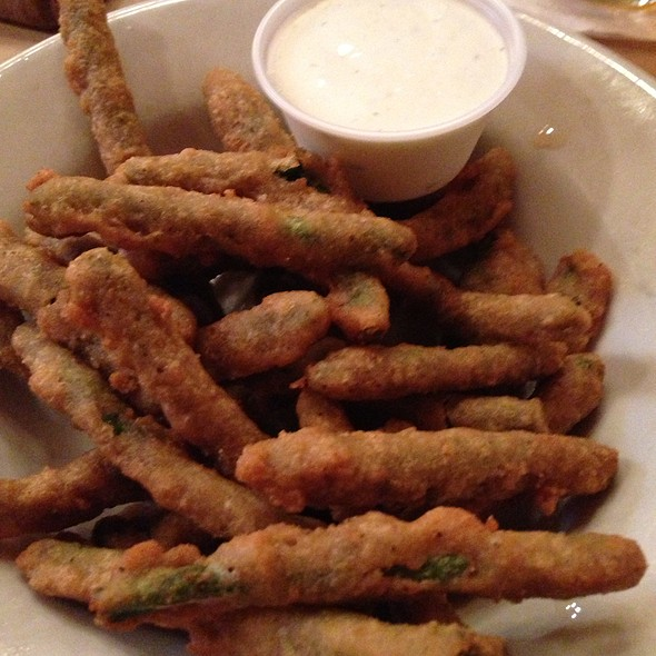 Fried Greenbeans - Triple J Chophouse and Brew Co, Lubbock, TX