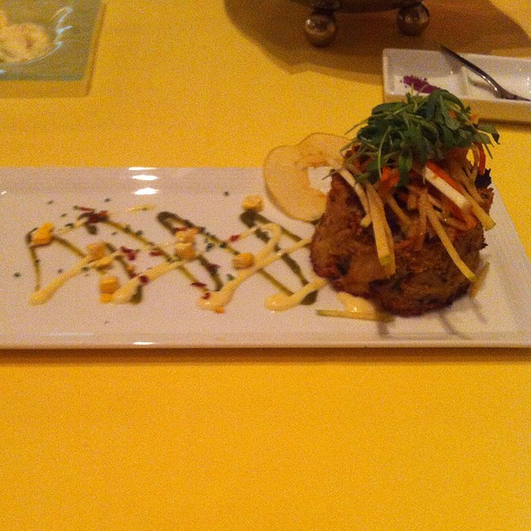 Dungeness Crabcakes - PY Steakhouse, Tucson, AZ