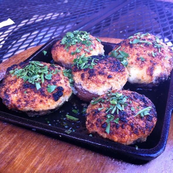 Ricotta-Stuffed Mushrooms - Flatbread Neapolitan Pizzeria - Boise, Boise, ID