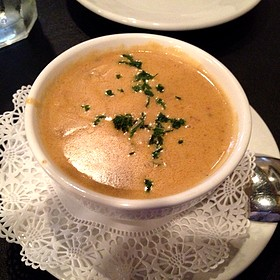 Lobster Bisque - The Little Village - Airline, Baton Rouge, LA