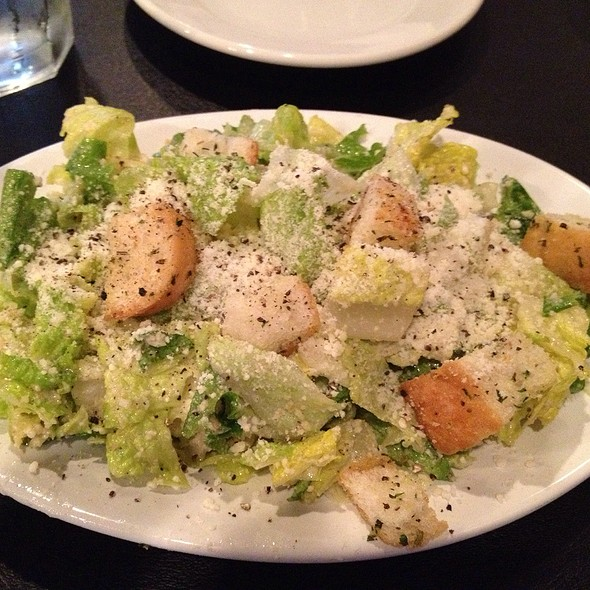 Ceasar Salad - The Little Village - Airline, Baton Rouge, LA