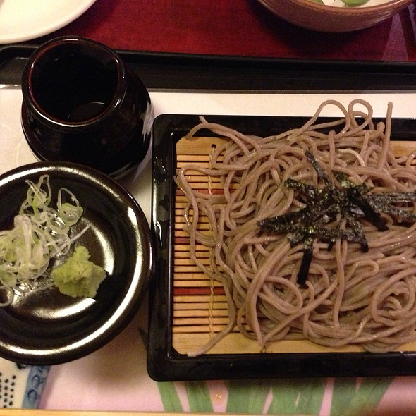 Zarusoba - Restaurant Nippon, New York, NY