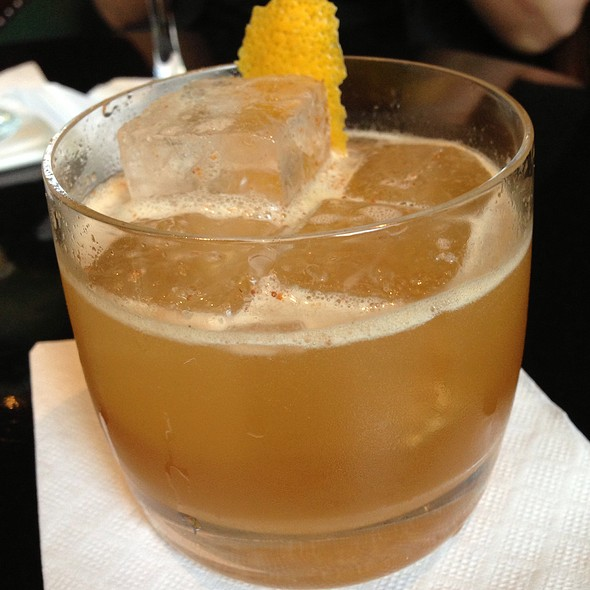 Whiskey Sour - Tortoise Supper Club, Chicago, IL