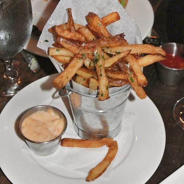 Truffle Parmesan Fries - White Dog Cafe - Wayne, Wayne, PA