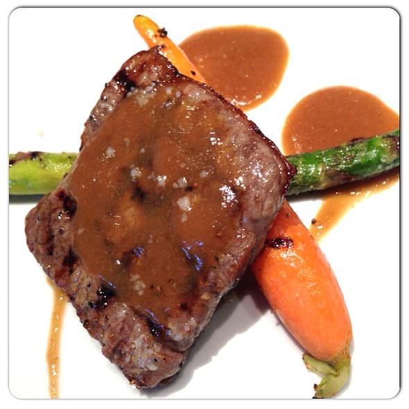 wagyu steak - Kanpai - Third Ward, Milwaukee, WI