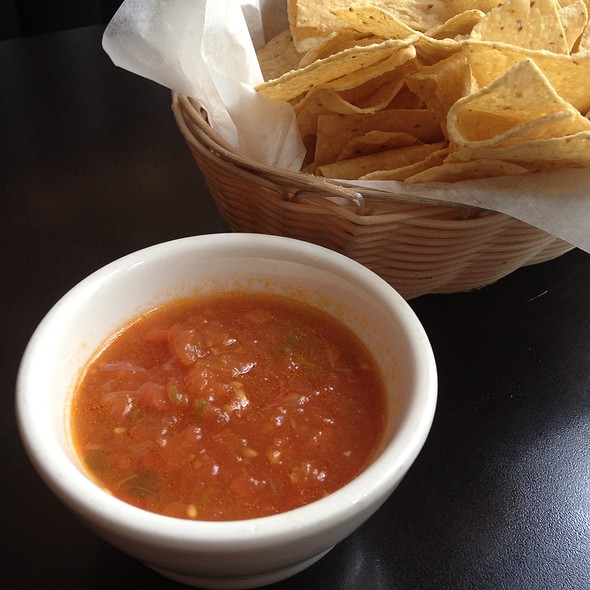 Chips and Salsa - Manuel's Downtown, Austin, TX