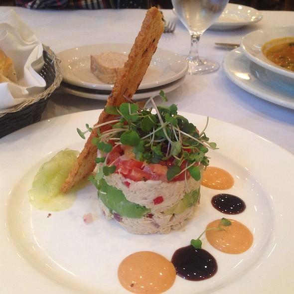 Crab Meat Napoleon - Bistro Milano, New York, NY
